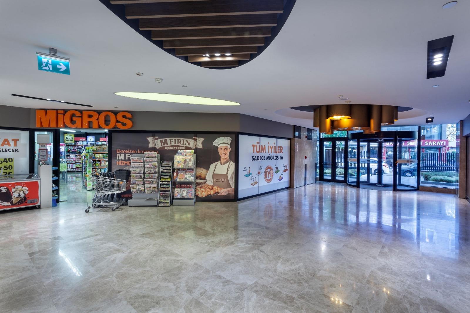 خریدو فروش مرکز تجاری و اداری در استانبول